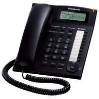 Telefone Panasonic KX-T7716X-B (Preto) -