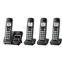 Telefone Panasonic Link 2Cell Bluetooth Sem Fio - Kx-Tgd564M -