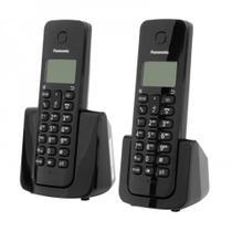 Telefone Panasonic S/ Fio Kx-tgb112lbb C/id Base  Ramal -