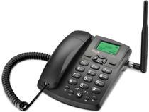 Telefone Rural Desbloqueado Gsm 100 Elgin Chip Celular Rádio -