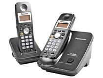 Telefone S/ Fio c/ Identificador de Chamadas - KXTG 3526