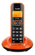 Telefone .s/fio laranja c/iden.de cham.e v.voz - Elgin