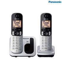 Telefone Sem Fio + 1 RAMAL KX-TGC212LB1 Panasonic -