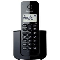 Telefone Sem Fio Com Id Bivolt Kx-tgb110lbb Preto Panasonic -