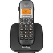 Telefone Sem Fio Com Id E Com Saída Para Fone De Ouvido Ts 5120 Preto - Intelbras