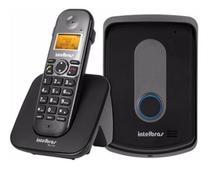 Telefone Sem Fio Com Ramal Externo Tis 5010 Da Intelbras -