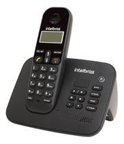 Telefone Sem Fio Digital Ts 3130 Com Secretaria Eletrônica - Intelbras