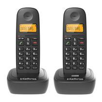 Telefone Sem Fio Intelbras Ts 2512 Com Ramal -