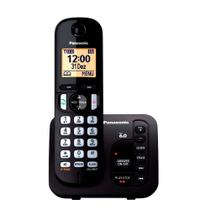 Telefone Sem Fio KX-TGC220LBB Panasonic -