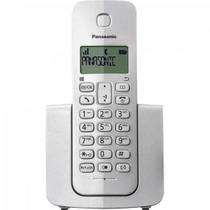 Telefone sem Fio KXTGB110LBW Branco Panasonic -