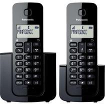 Telefone sem fio panasonic kxtgb112lbb -
