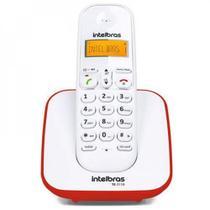 Telefone Sem Fio Ts 3110 Com Eco Moda Intelbras -