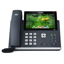 Telefone SIP T48S Yealink - Skype for Business ou Office 365
