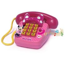 Telefone Sonoro - Disney - Minnie - Elka -