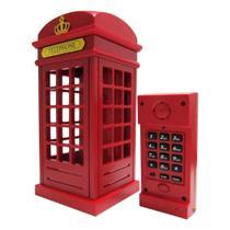 Telefone Temático Cabine Telefônica Inglesa  AR5066 South sunny