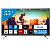 Televisor Philips 55' Uhd Smart 55pug6513/78 -
