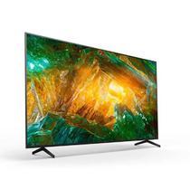 "Televisor Smart LED Sony XBR-65X805H 65"" 4K Android Wifi - Preto -"