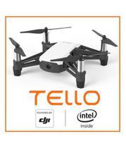 Tello DJi Drone Boost Kit Combo  cámara HD/4 HELICES/3 BATERIAS/HUB CARREGADOR DE BATERIA/CABO USB/MANUAL -