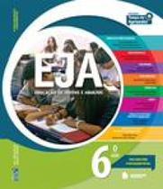 Tempo de aprender eja 6 ano l 3 ed - Ibep