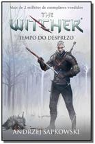 Tempo do desprezo - vol.4 - serie the witcher - ca - Wmf