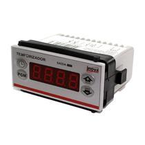 Temporizador Digital INV-49101 24VCA a Rele 75X33X59 Inova -