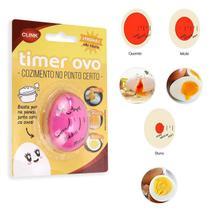 Temporizador Egg Timer Para Cozinhar Ovos no Ponto Certo - Clink