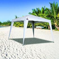 Tenda Belfix Gazebo 3 X 3 Dobravel Alum Branco -