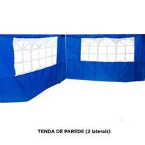 Tenda De Parede Para Gazebo Dobrável Lateral Praia Camping - Astro Mix