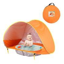 Tenda De Praia Bebê Barraca Proteção Sol Crianças Infantil -