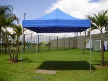 Tenda sanfonada 3x3 - reforçada - Br Industria