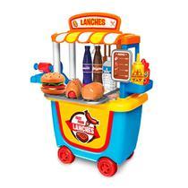 Tendinha Fast Food - Xalingo -