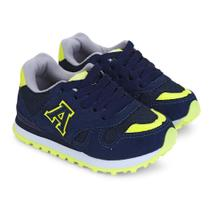 Tênis Addan Jogging Infantil -