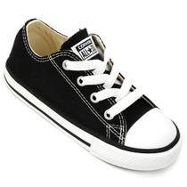 Tenis All Star Converse Chuck Taylor Lona Baby