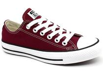 Tênis All Star Converse Core OX CT0001 Bordo - All star - converse
