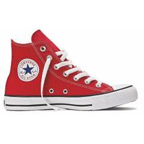 Tênis All Star Converse Ct As Core Hi Vermelho Bota Original