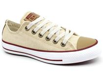 Tênis All Star Converse CT04360002 Natural Bege - All star - converse