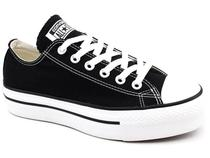 Tênis All Star Converse CT0495 Plataforma Preto - All star - converse