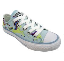 Tenis All Star Converse Unicons Chuck Taylor Infantil