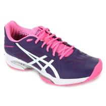 Tênis Asics Gel-Solution Speed Feminino -