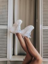 Tênis Buffalo Velace Plataforma Chunky Sneaker Feminino Branco - 9479.103 -