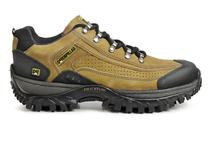Tênis Caterpillar Adventure Couro - Yellow -