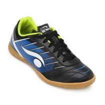 Tênis Chuteira Futsal Salão Quadra Dray Dsix Infantil Juvenil -