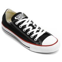 Tênis Converse All Star Ct As Core Ox - Preto e Vermelho