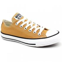 Tênis Converse All Star Mostarda