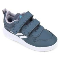 Tênis Couro Infantil Adidas Tensaurus I -