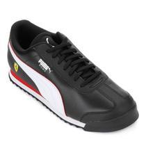 Tênis Couro Puma Ferrari Roma Masculino -