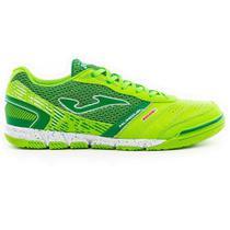 Tenis de futsal joma mundial 915 - verde -