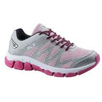 Tênis Feminino Esportivo Gelo Pink GLK -