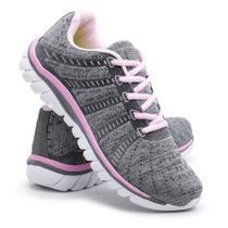 Tênis Feminino para Caminhada e Atividade Fisica Simon Vergan -