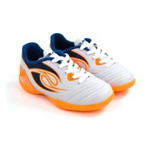 Tênis futsal 816782383 off/marinho/laranja dalponte 14066 -
